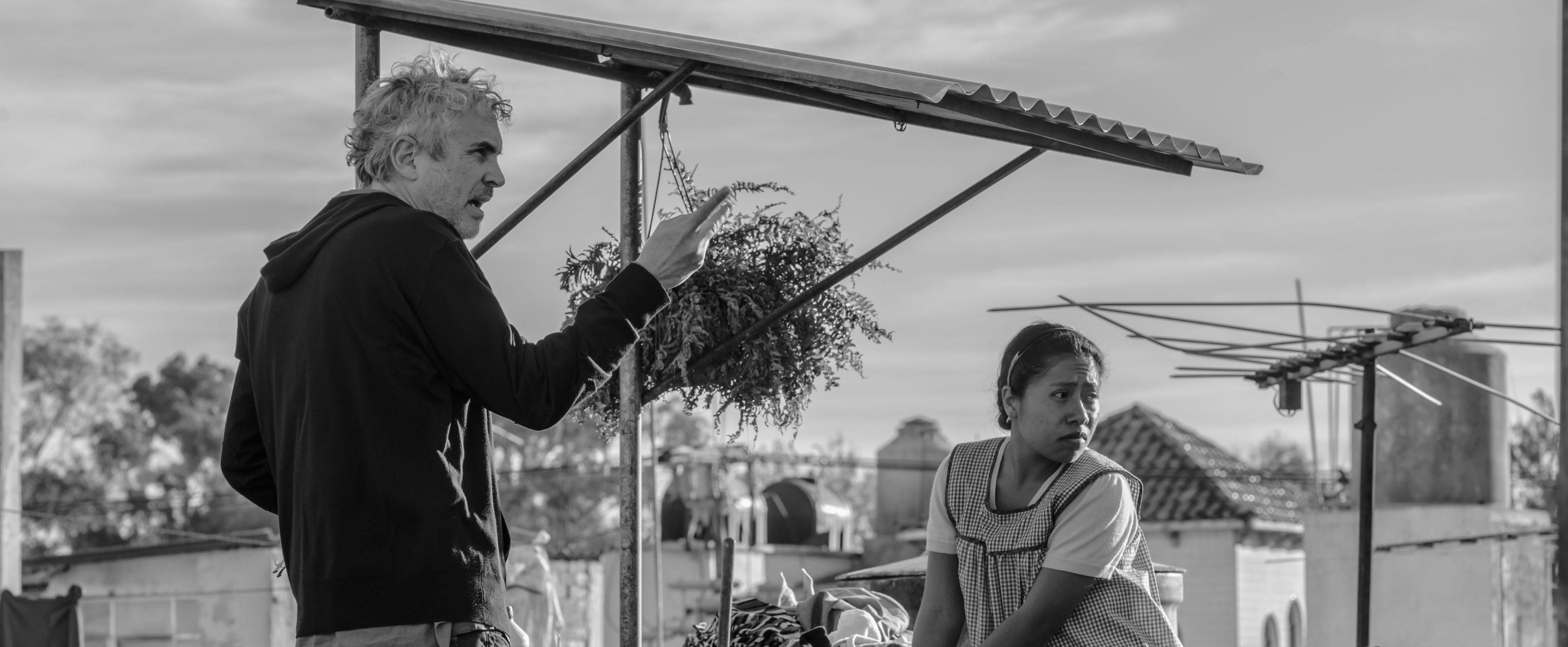 'Roma', de Alfonso Cuarón, gana el León de Oro del Festival de Venecia