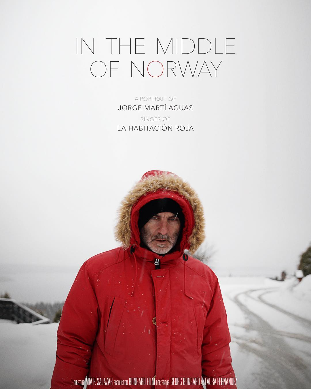 In the Middle of Norway: la vida de Jorge Martí