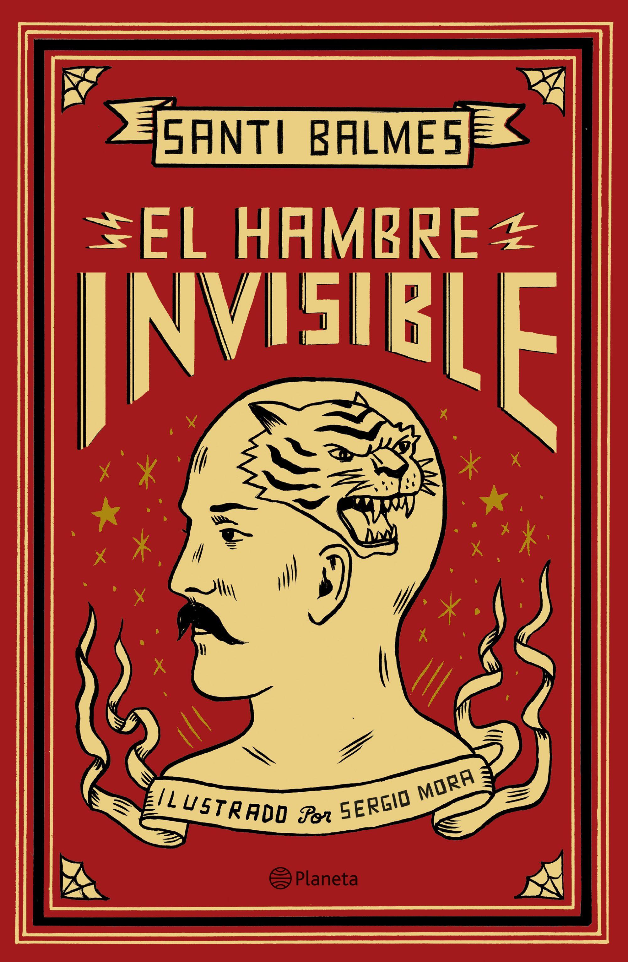 Santi Balmes publica 'El hambre invisible'
