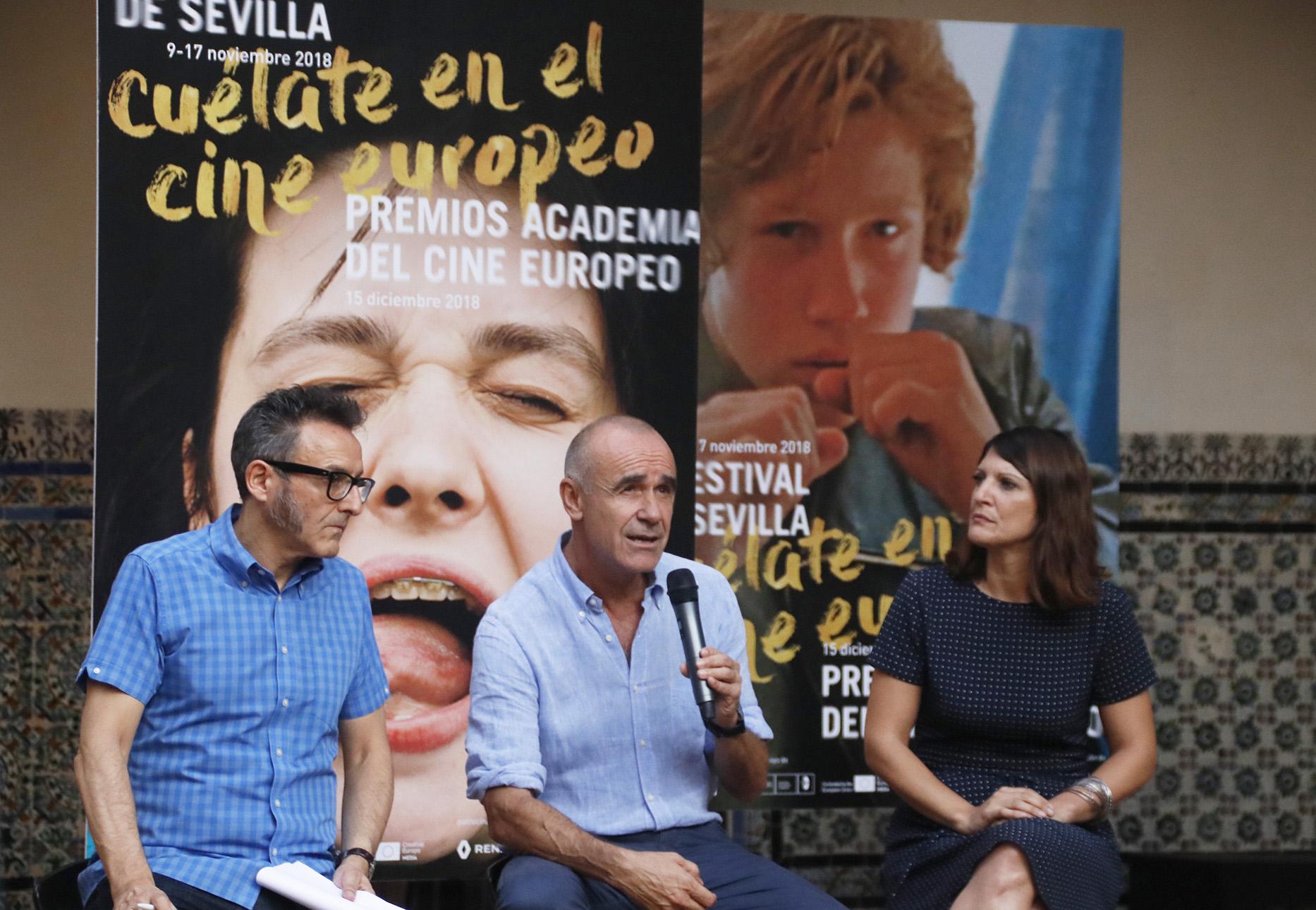 El Festival de Cine Europeo de Sevilla presenta su 15ª edición