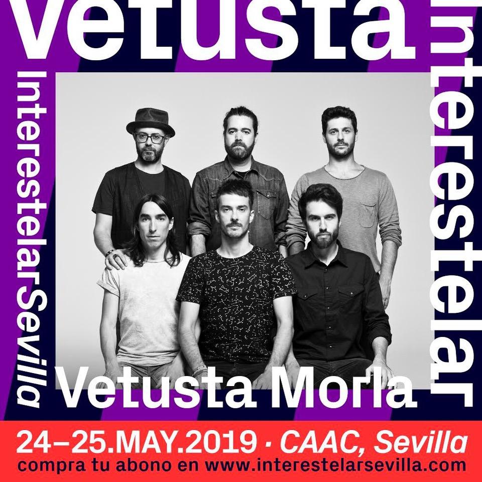 Vetusta Morla encabeza el Interestelar Sevilla 2019