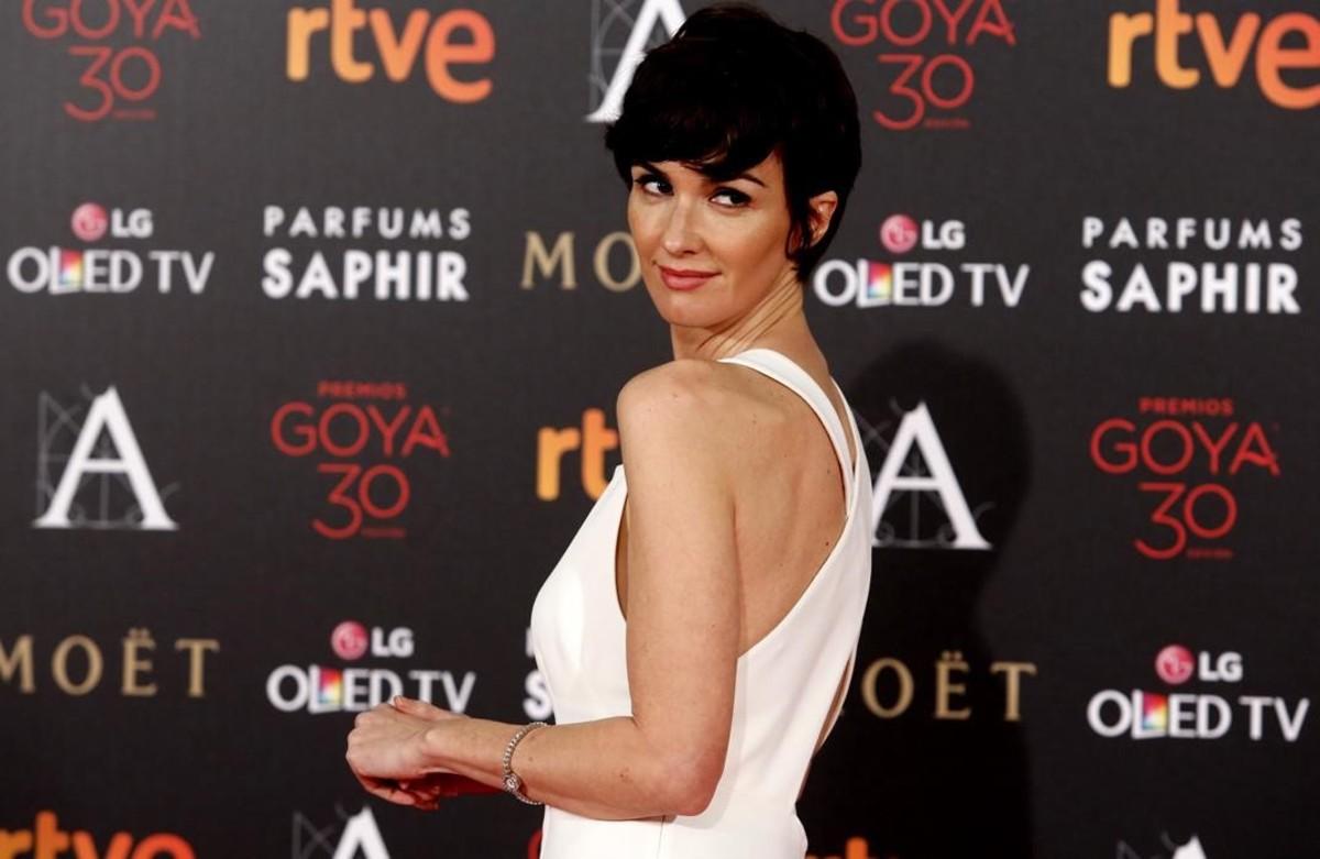 Paz Vega, Premio de Canal Sur a la Trayectoria