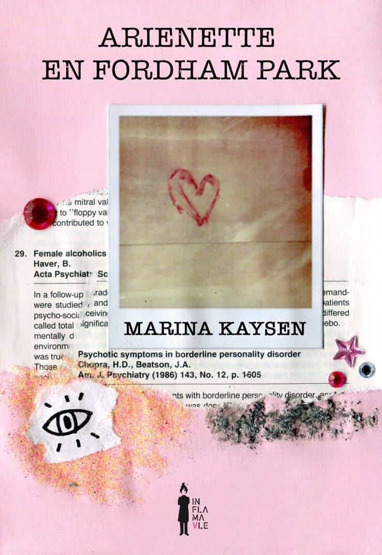 Marina Kaysen vuelve con 'Ariette en Fordham Park'