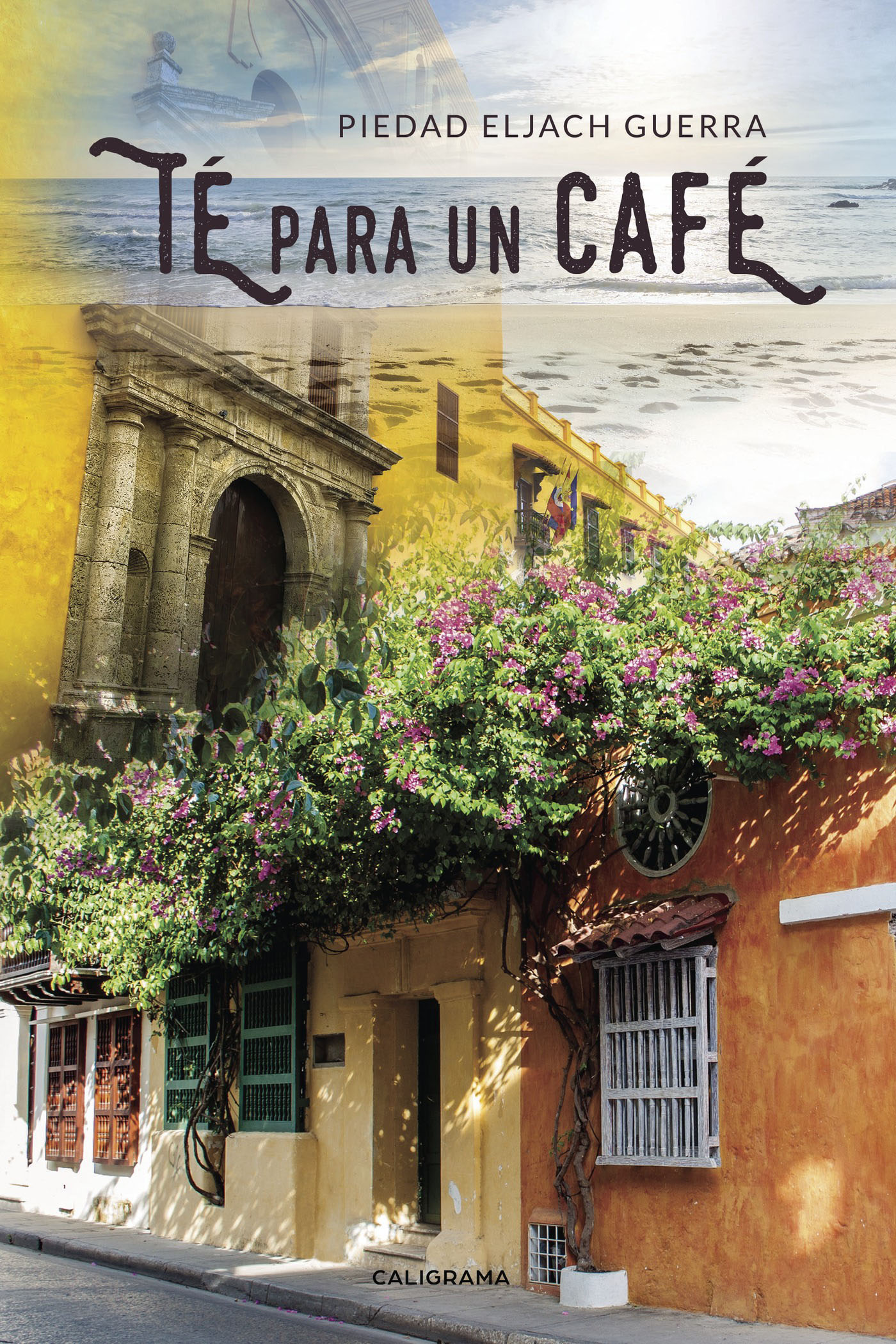 Un té para un café (Piedad Eljach Guerra, 2018)