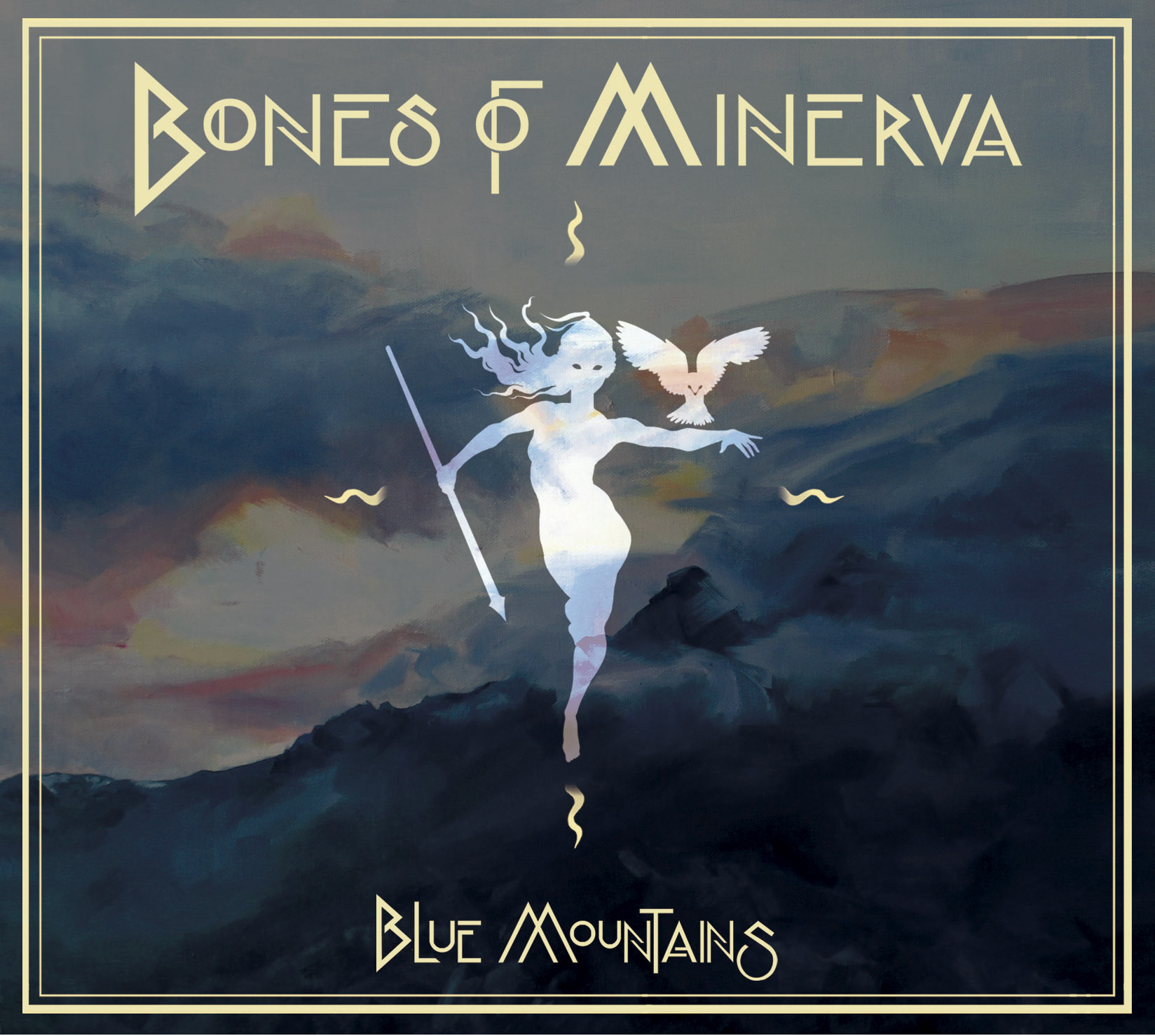 Bones of Minerva presenta la edición especial de Blue Mountains