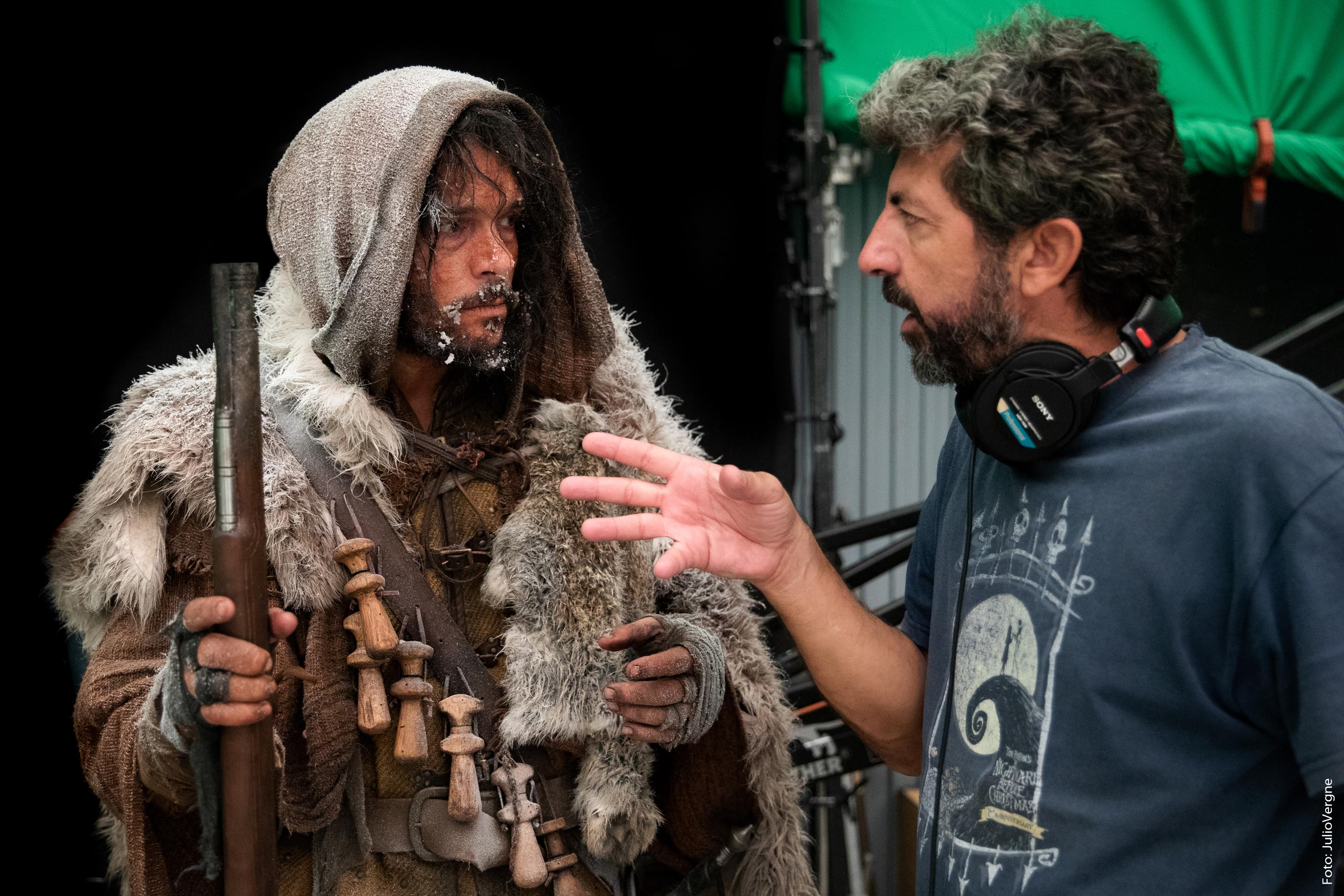 Comienza el rodaje de la segunda temporada de La Peste