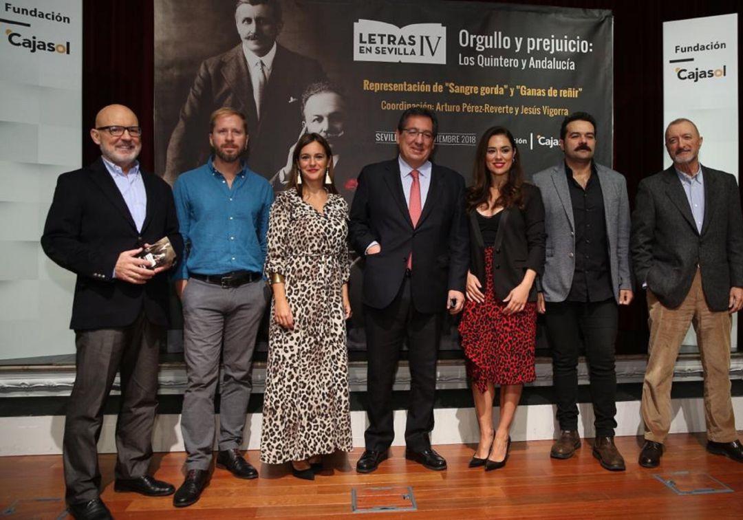 Los Álvarez Quintero protagonizan la IV edición de Letras en Sevilla