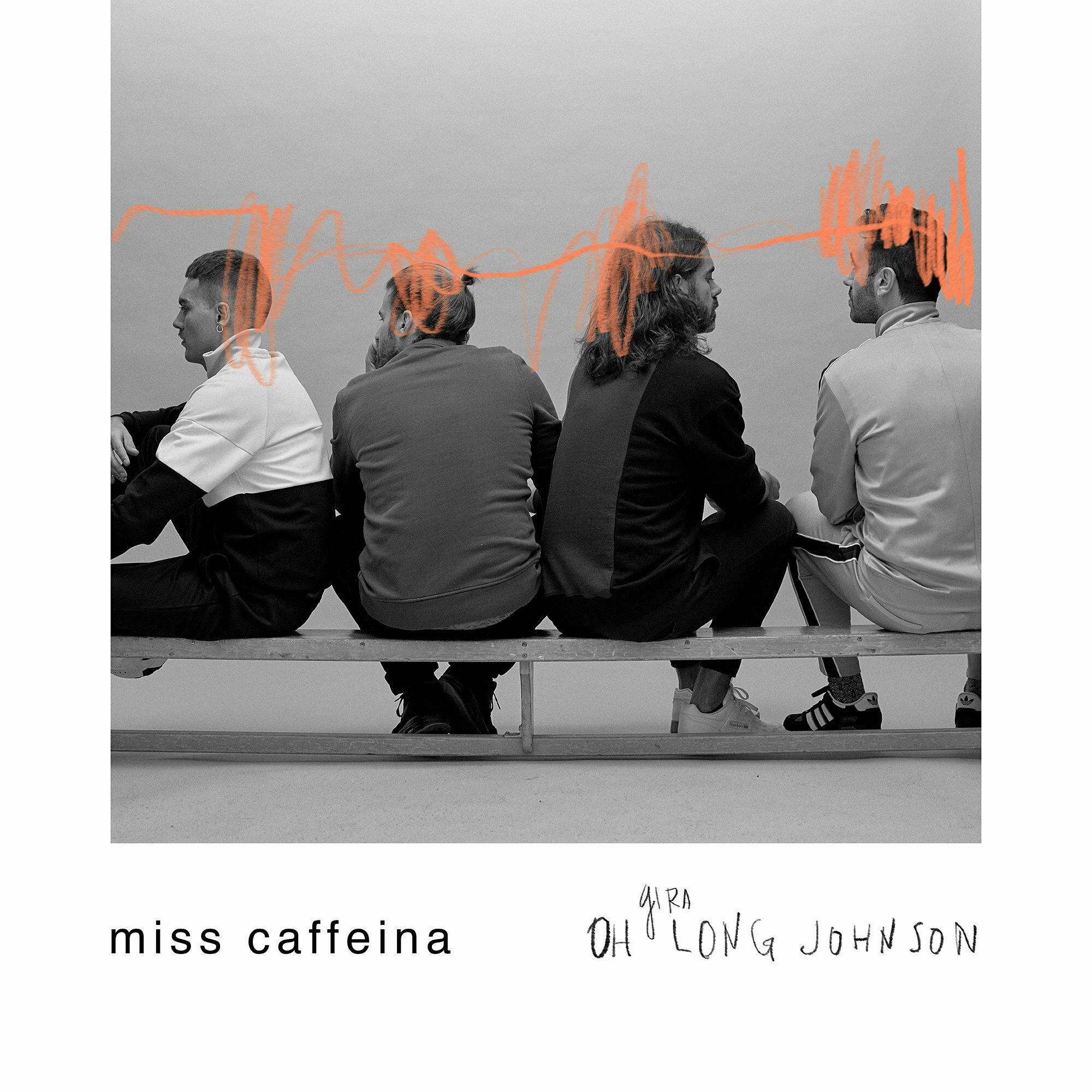 Miss Caffeina anuncia las primeras fechas de su gira