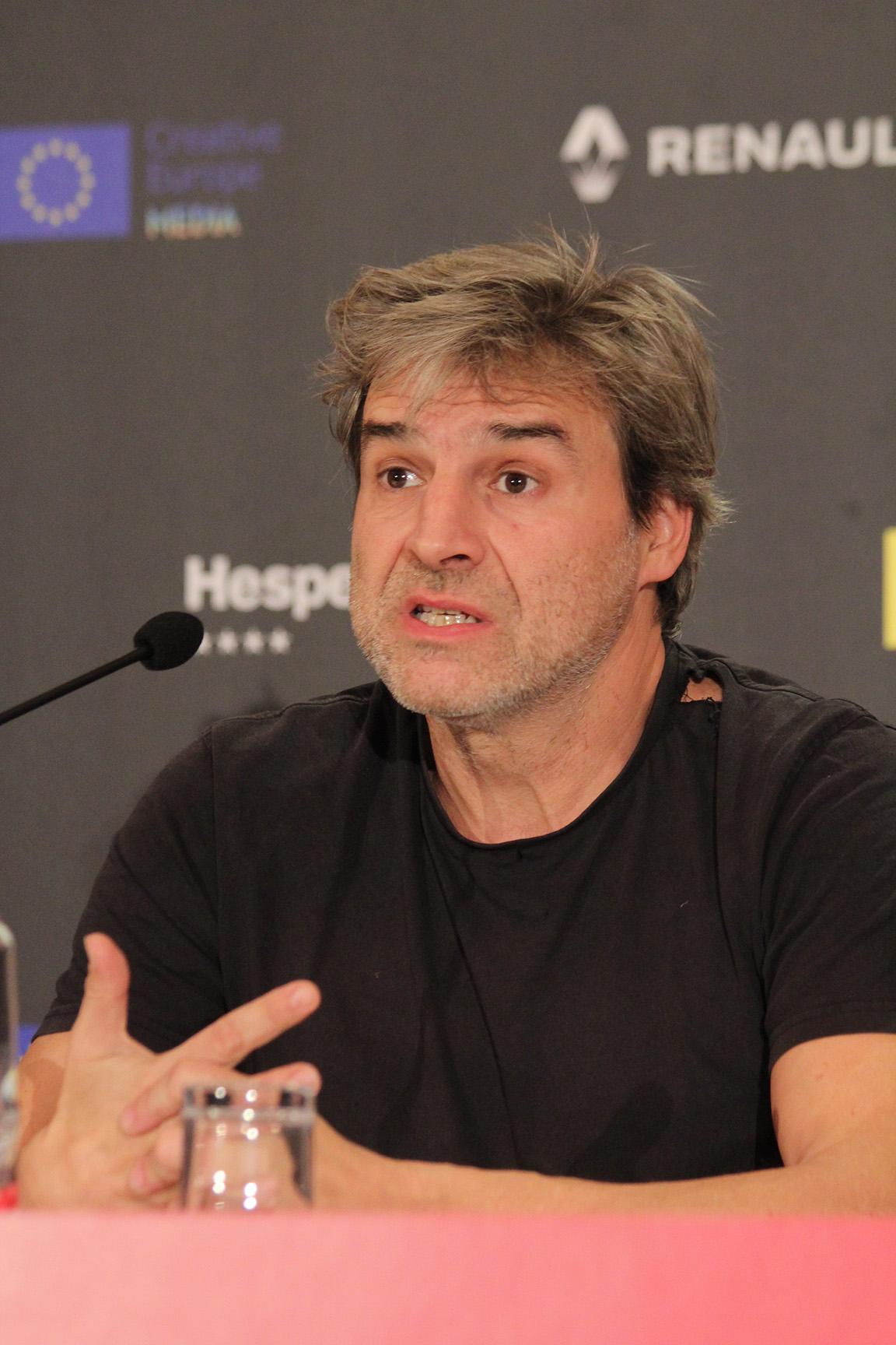 El Rey, de Alberto San Juan, se presenta en el Festival de Cine de Sevilla