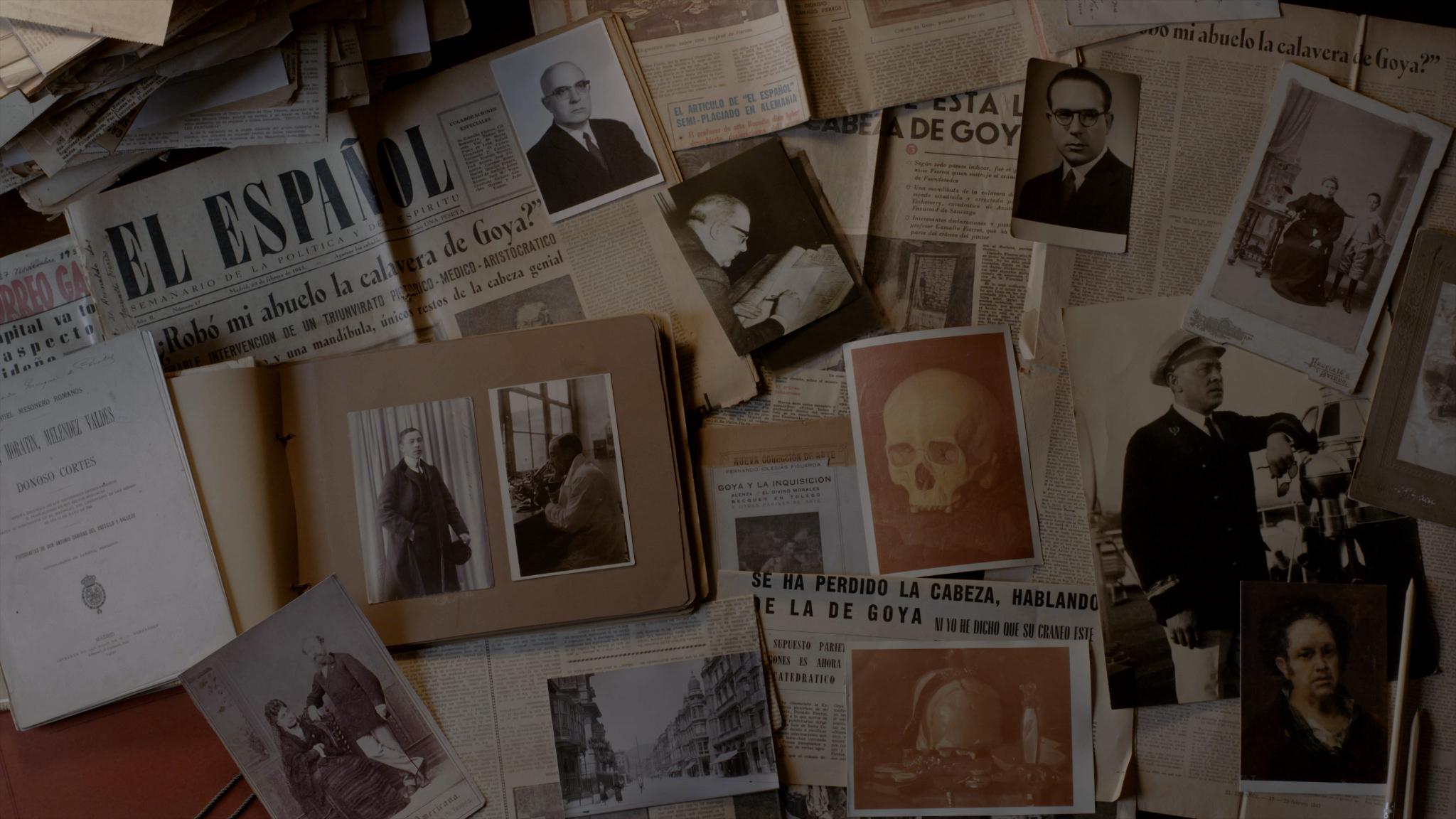 Estrenos: El desentierro y Alegría Tristeza demuestran que el cine español se encuentra en un magnífico nivel