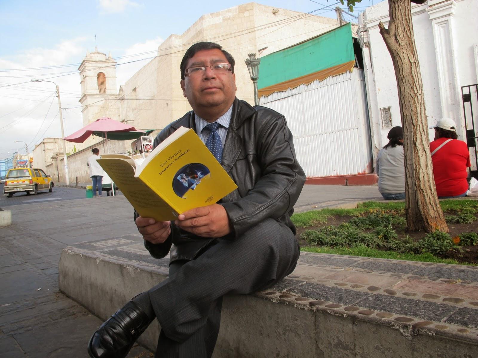 El libro 'Cortometraje', de Yuri Vásquez, llega a España