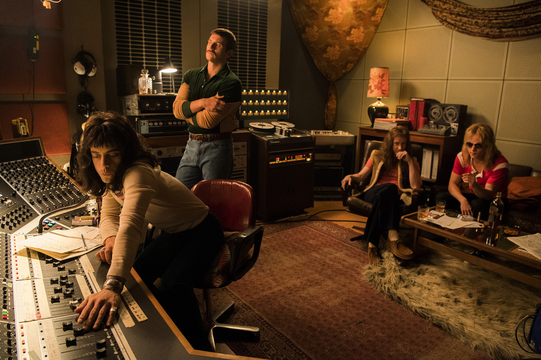Estrenos: Bohemian Rhapsody acapara el foco de atención de las propuestas de la semana