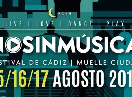 No Sin Música 2019 anuncia sus primeros nombres