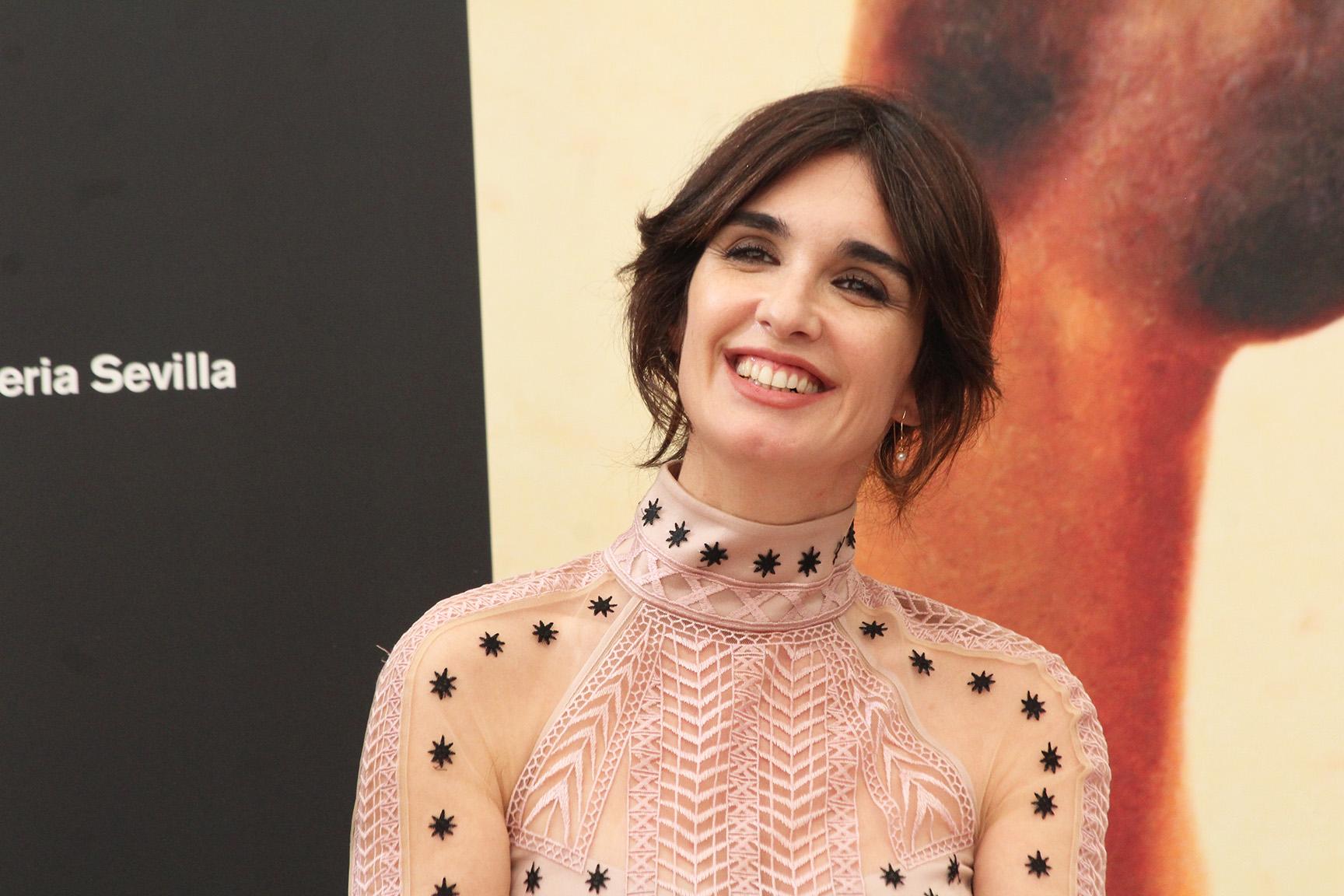 """Paz Vega: """"Llevo veintidós años en el cine y espero seguir muchos más"""""""