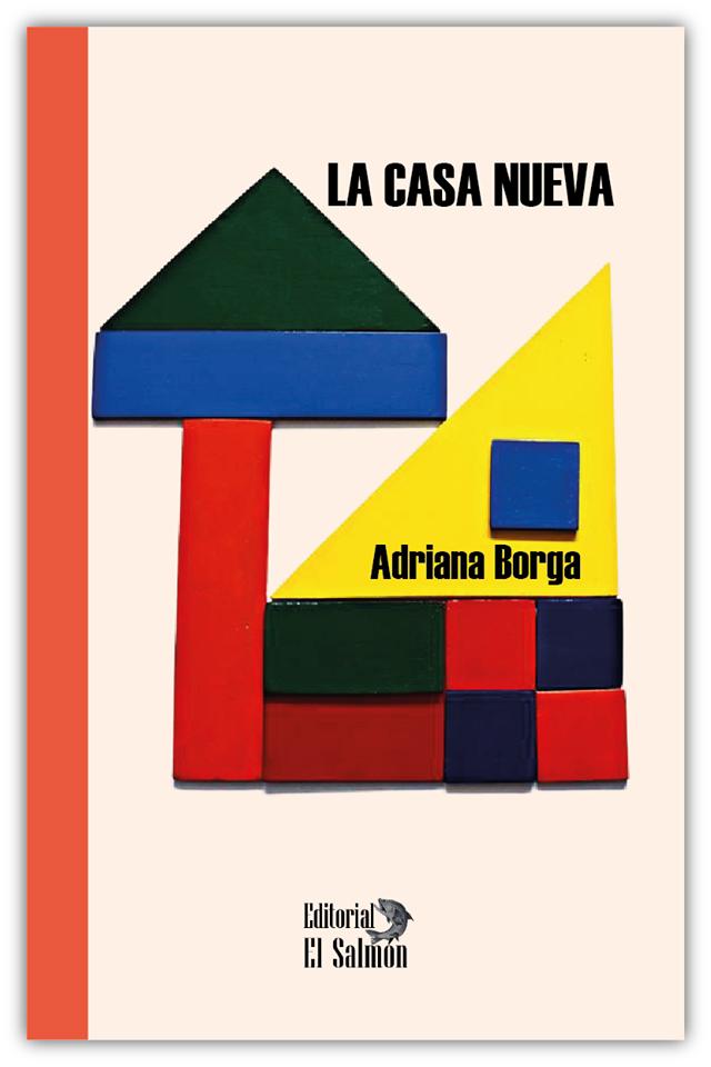 """Adriana Borga: """"La poesía y la escritura son la columna vertebral de mi pensamiento"""""""