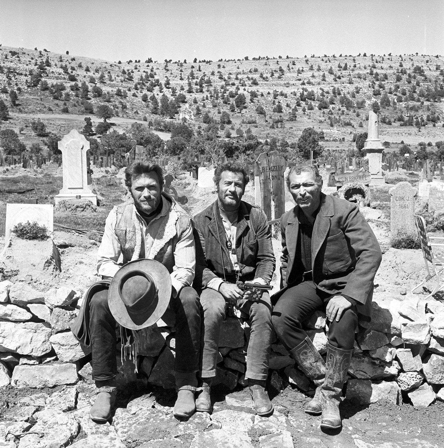 Desenterrando Sad Hill, un homenaje al cine de Sergio Leone