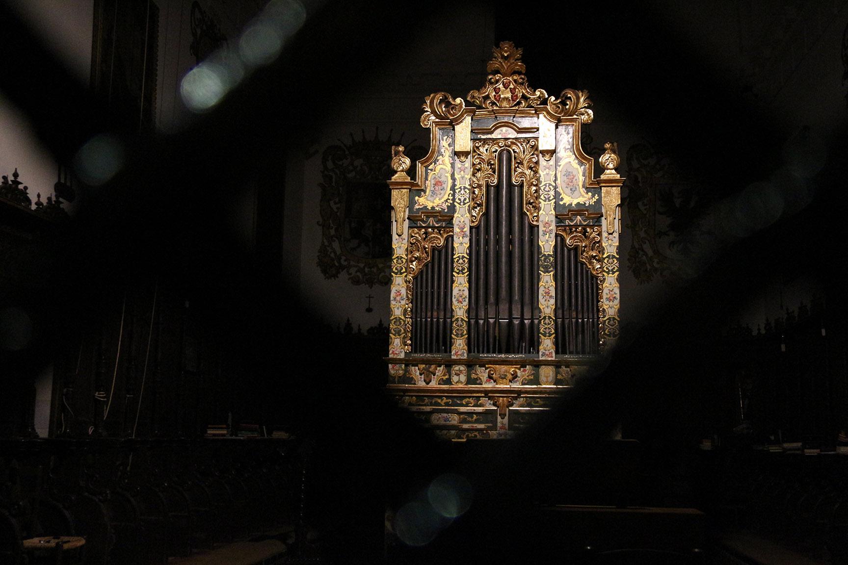 Maese Pérez el organista continúa vivo en el convento de Santa Inés