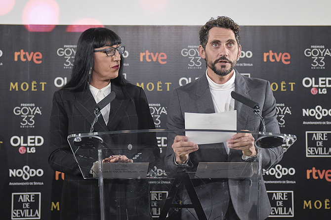 'El reino' encabeza las nominaciones de los Premios Goya