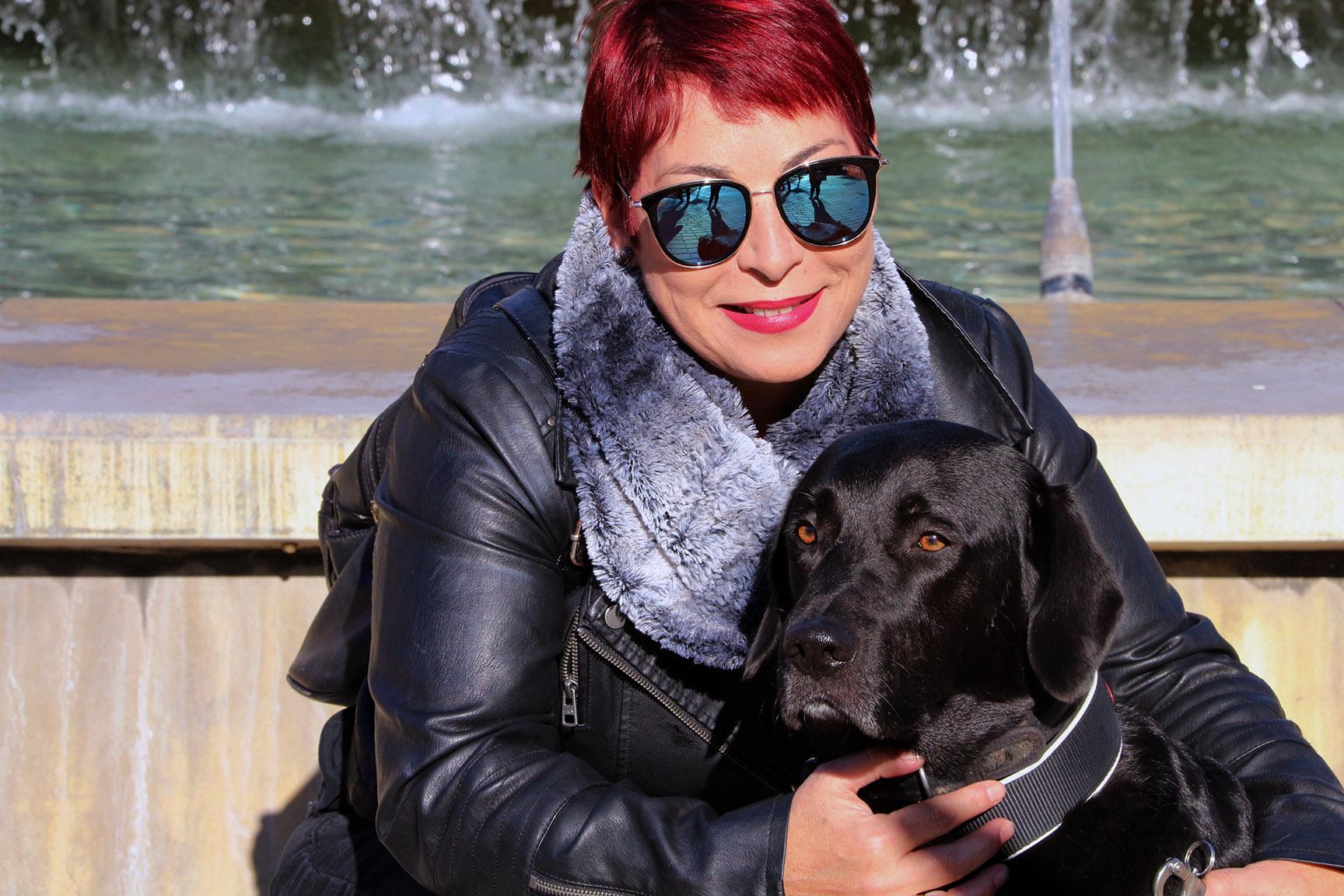 """Conchi Andrada: """"Xalina me ofrece indepencia y confianza; es mi otro yo"""""""