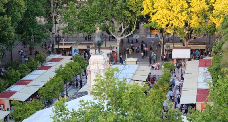 Portugal, país invitado en la Feria del Libro de Sevilla 2019