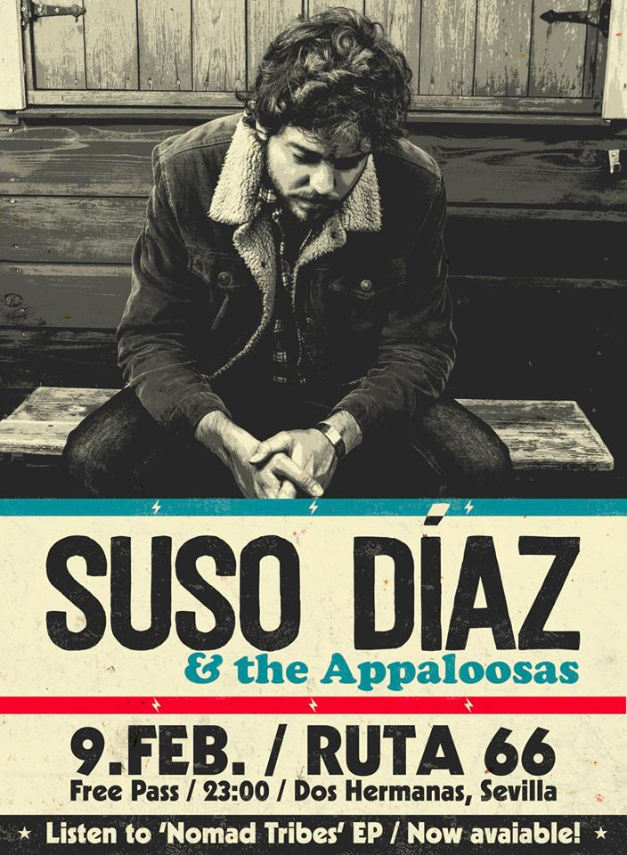 Suso Díaz presenta su nuevo trabajo en Sevilla