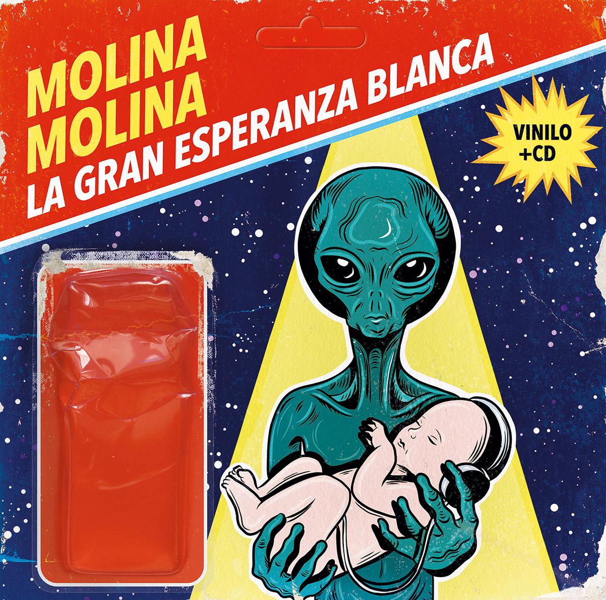 Molina Molina, 'La Gran Esperanza Blanca'