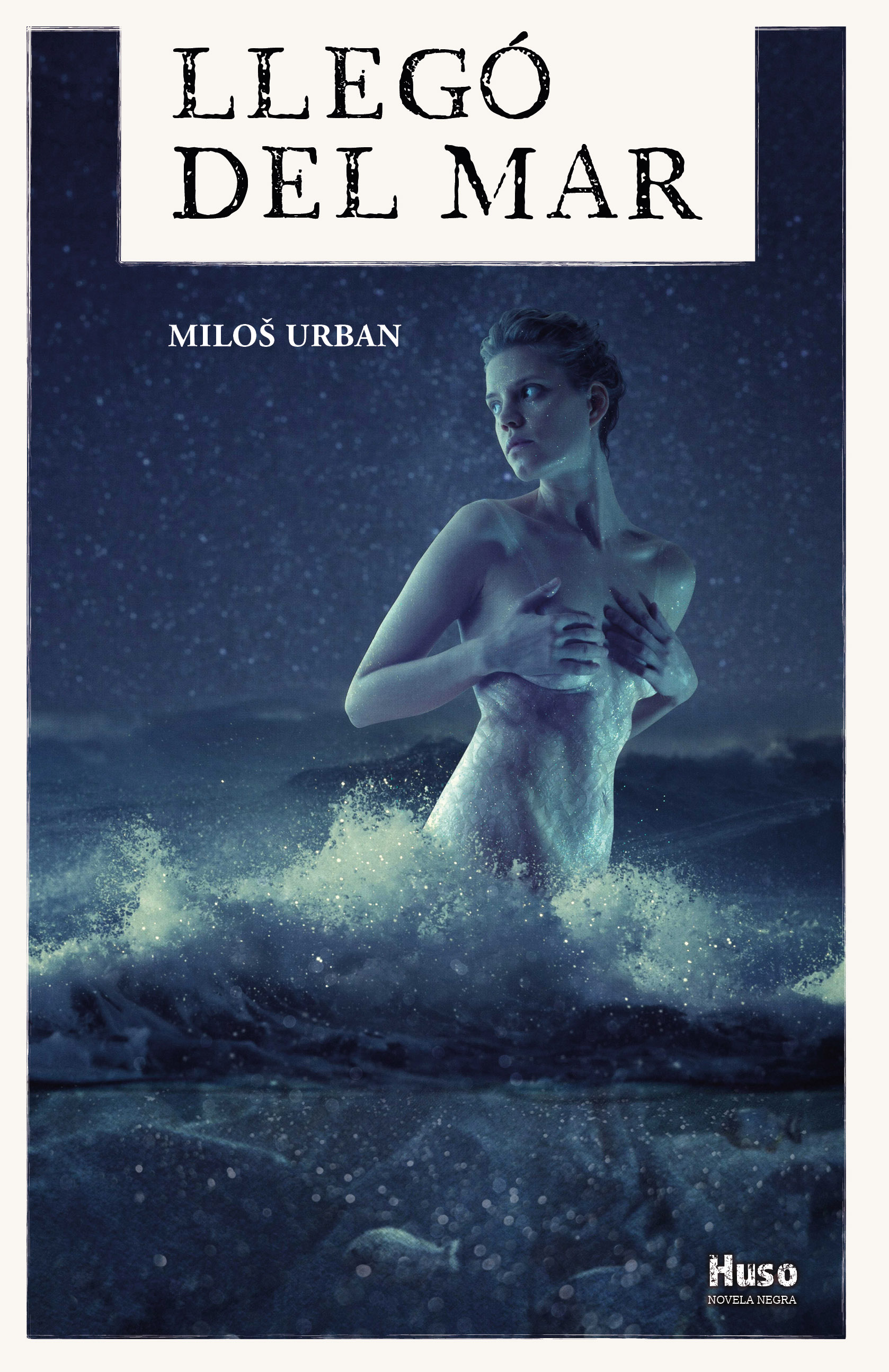 Miloš Urban vuelve con la novela negra con 'Llegó del mar'