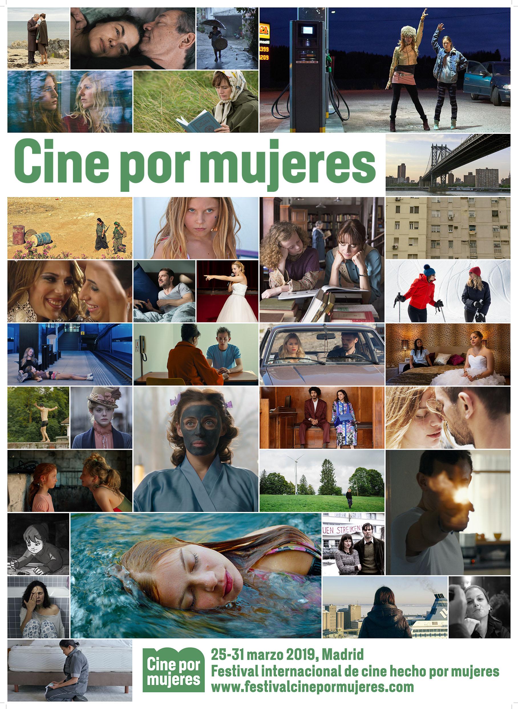 Premios y programación Filmin en la nueva edición de Cine por Mujeres