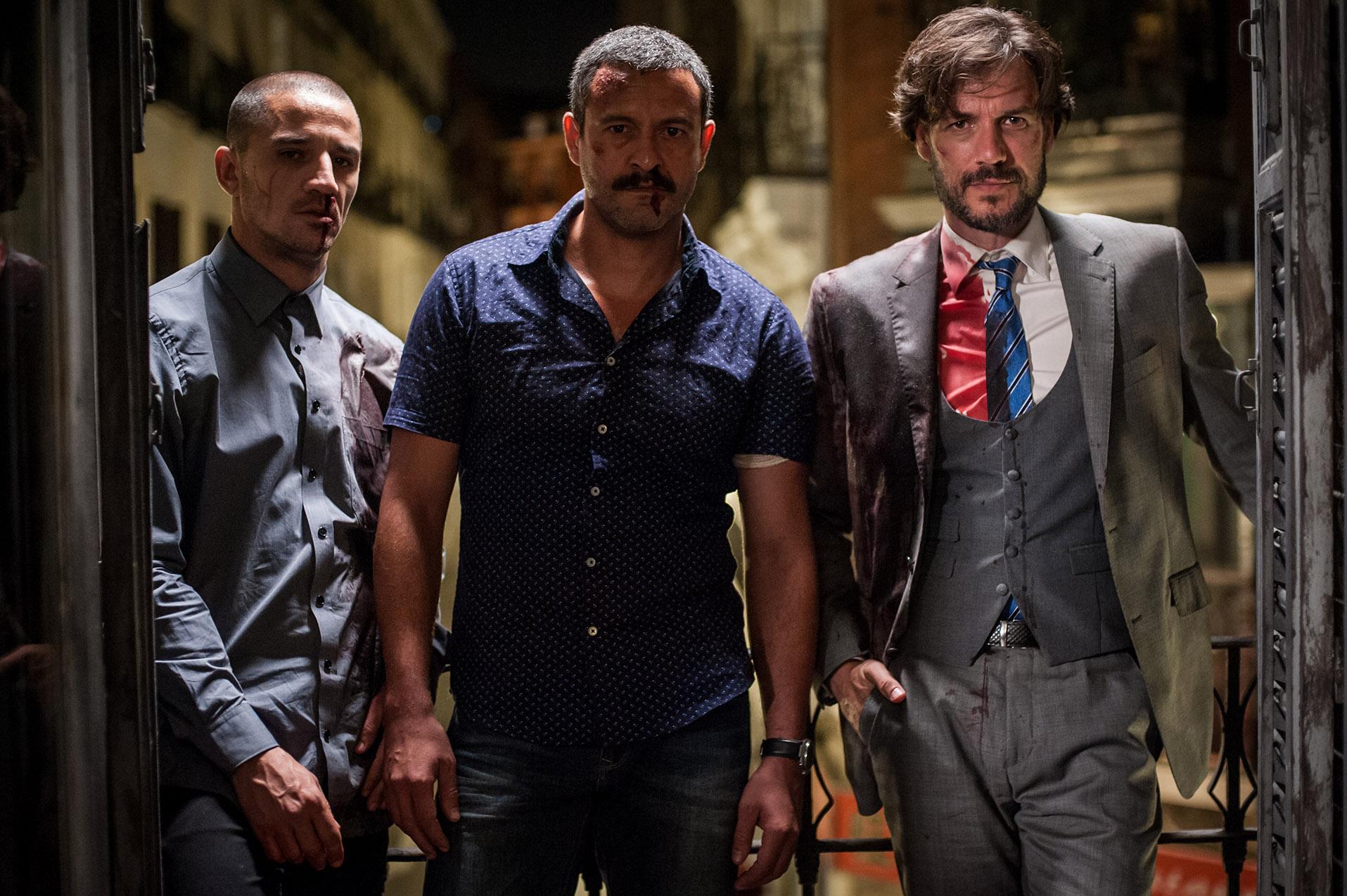 Los hermanos Guerrero regresan a Movistar con el estreno de la segunda temporada de Gigantes. Ahora las reglas del juego han cambiado y se podrán ver a partir del 22 de marzo