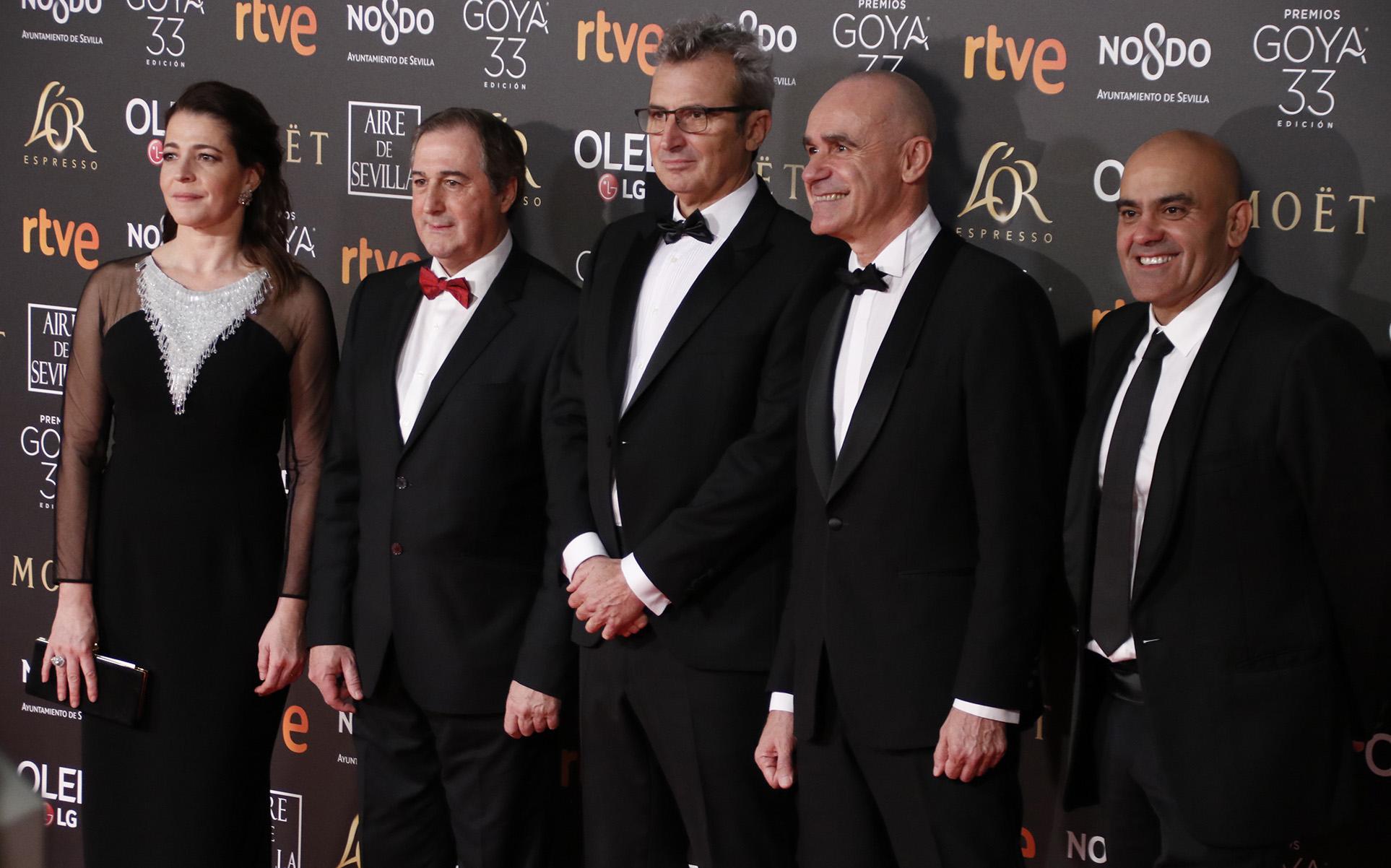 """Mariano Barroso: """"Agradecemos a nuestros espectadores su apoyo y su presencia"""""""