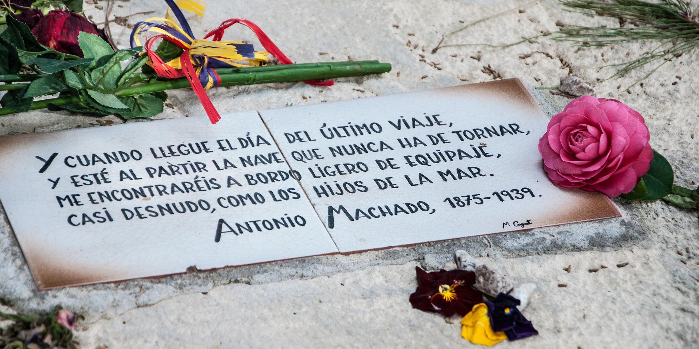 Los últimos caminos de Antonio Machado (Ian Gibson, 2019)