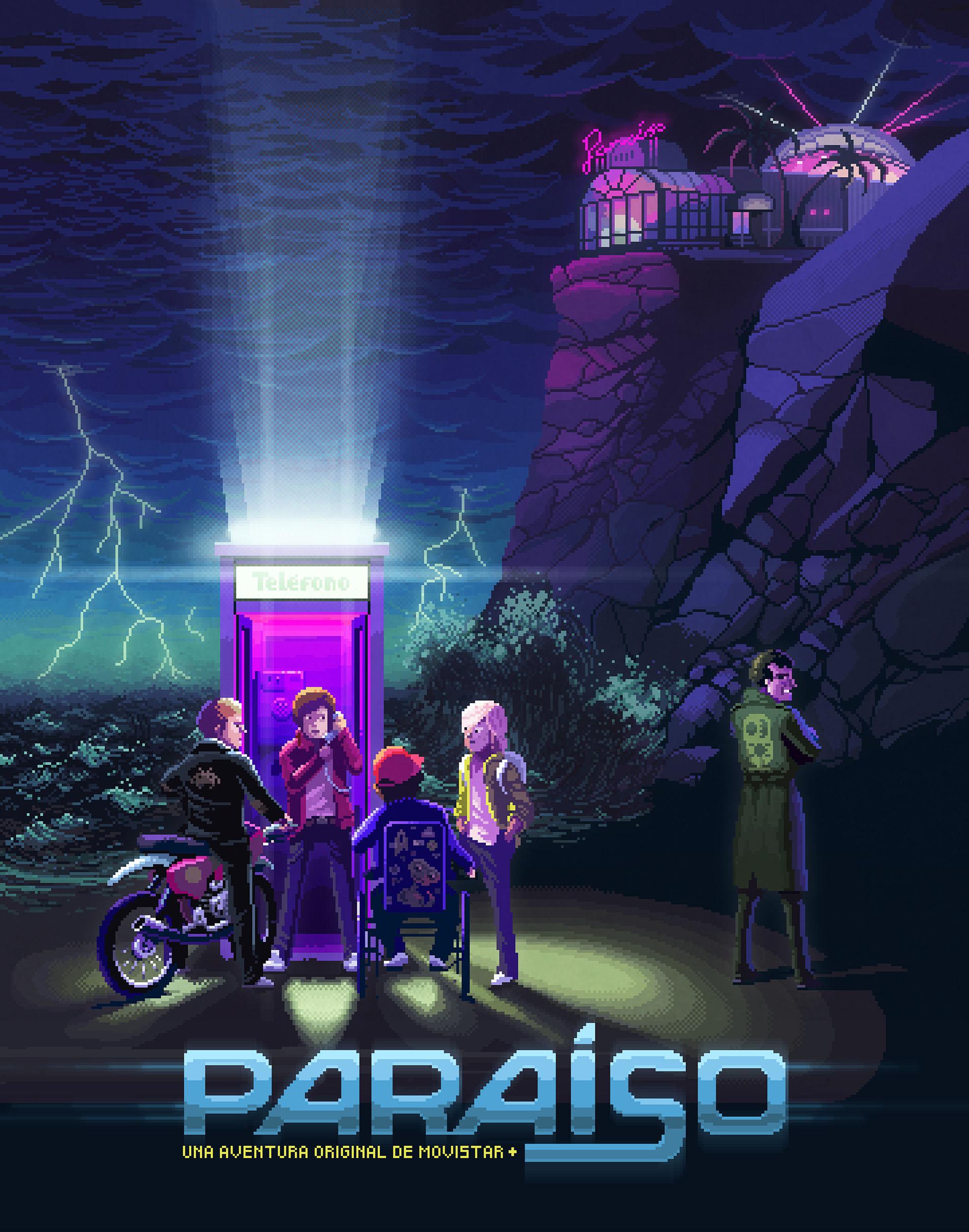 Paraíso, la nueva serie de Movistar+ y Globomedia para 2020