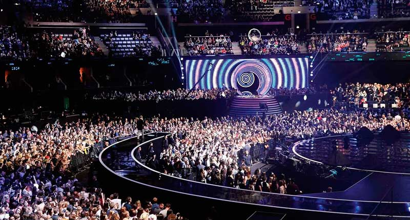 Los MTV European Music Awards se citan en Sevilla