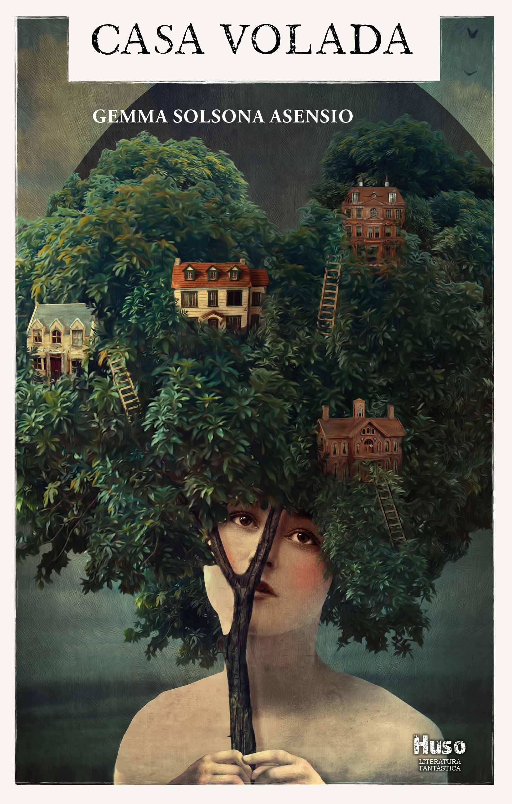 Gemma Solsona escribe 'Casa volada', un libro con la magia de los grandes cuentistas