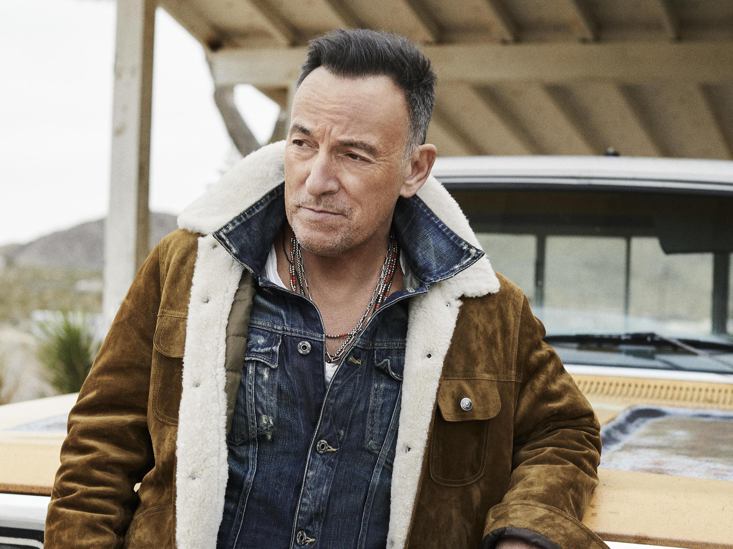 Western Stars, lo último de Bruce Springsteen, llega en junio de este año