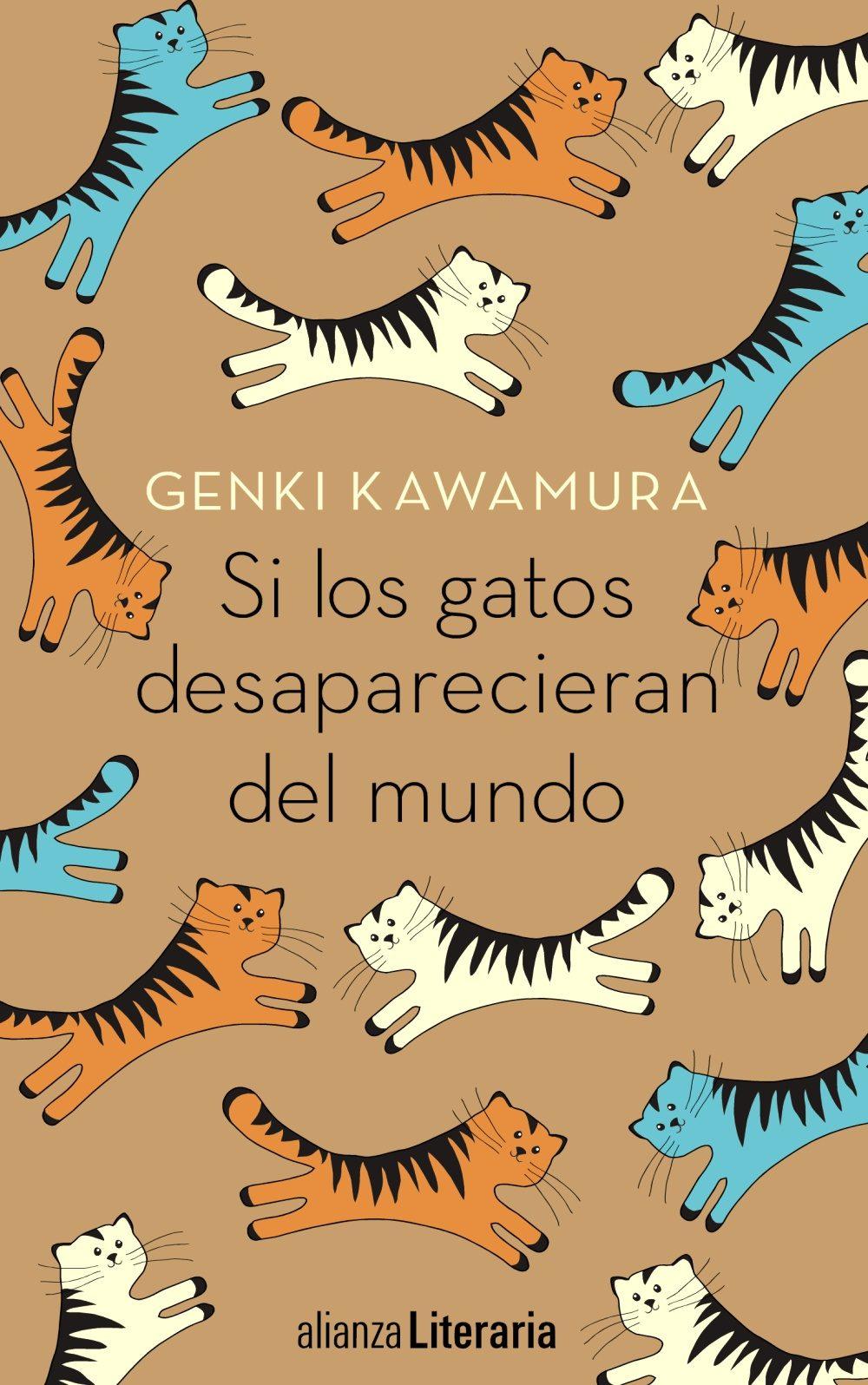 Si los gatos desaparecieran del mundo (Genki Kawamura, 2017)