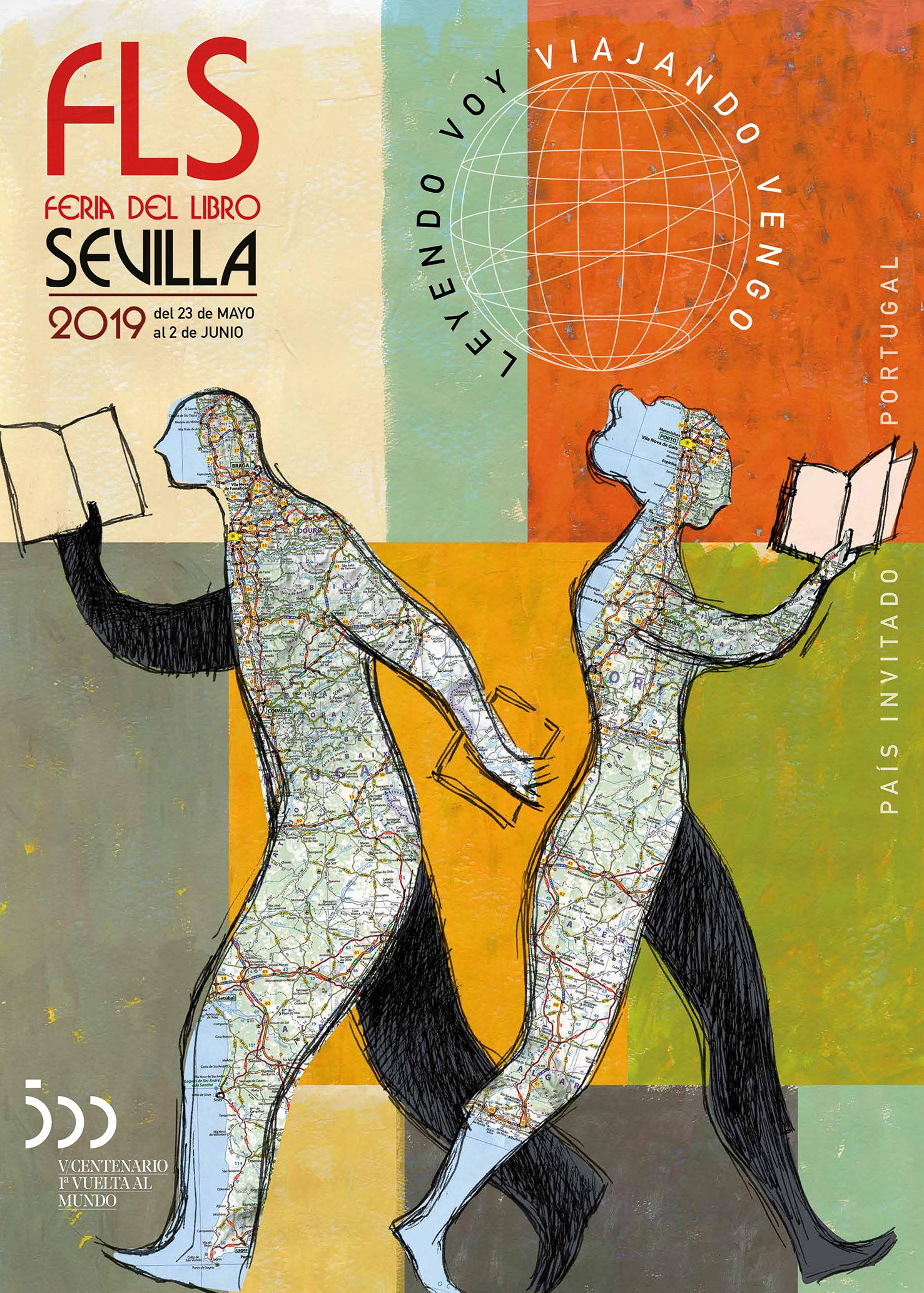 La Feria del Libro de Sevilla 2019 presenta su cartel