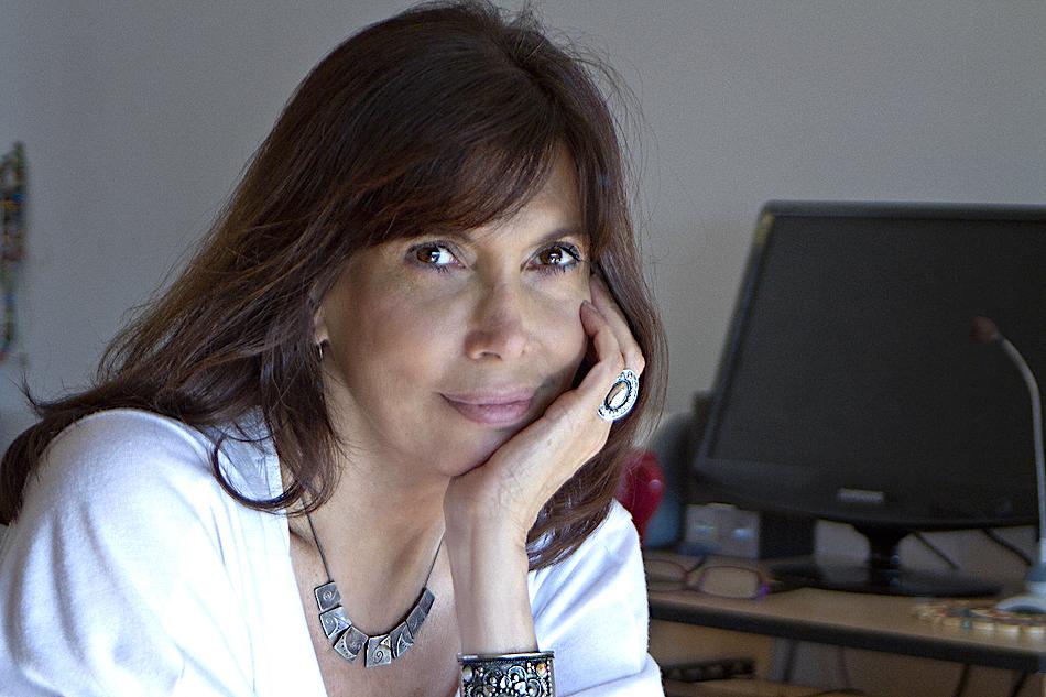 La escritora argentina, Silvia Arazi, llega a España con 'La separación'