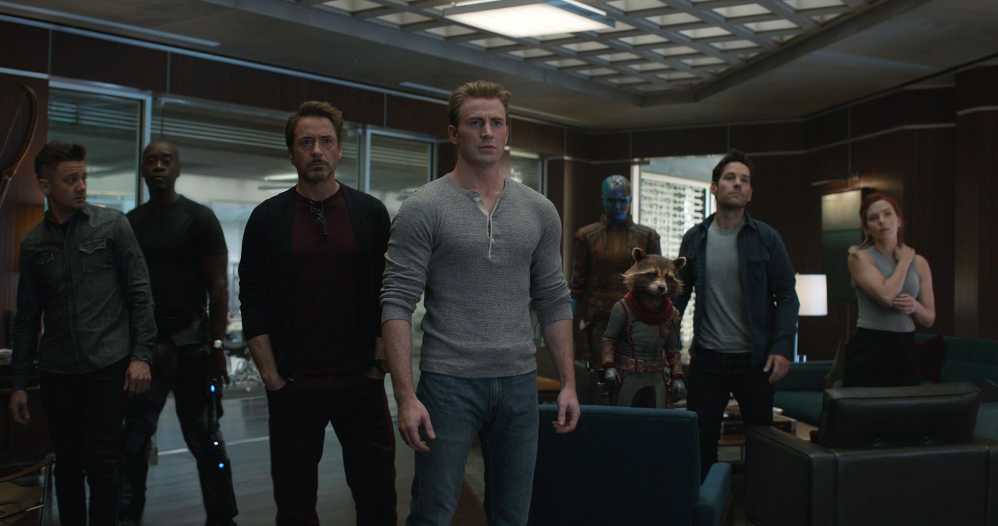 Estrenos: Los Vengadores se despiden de la gran pantalla