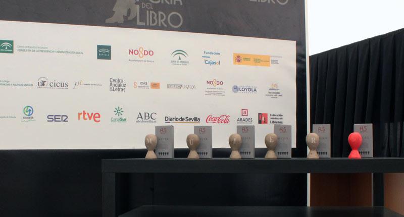 La Feria del Libro de Sevilla 2019 anuncia a sus ganadores