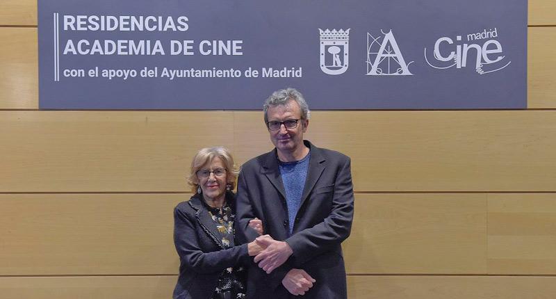 Nace el programa Residencias Academia de Cine