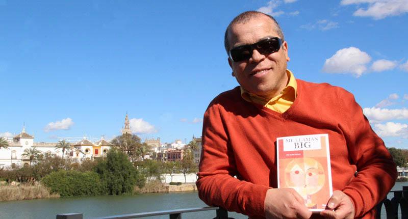 """Víctor Vegas: """"A través de 'Me llaman Big' me gustaría ayudar a proteger el mundo de los niños"""""""