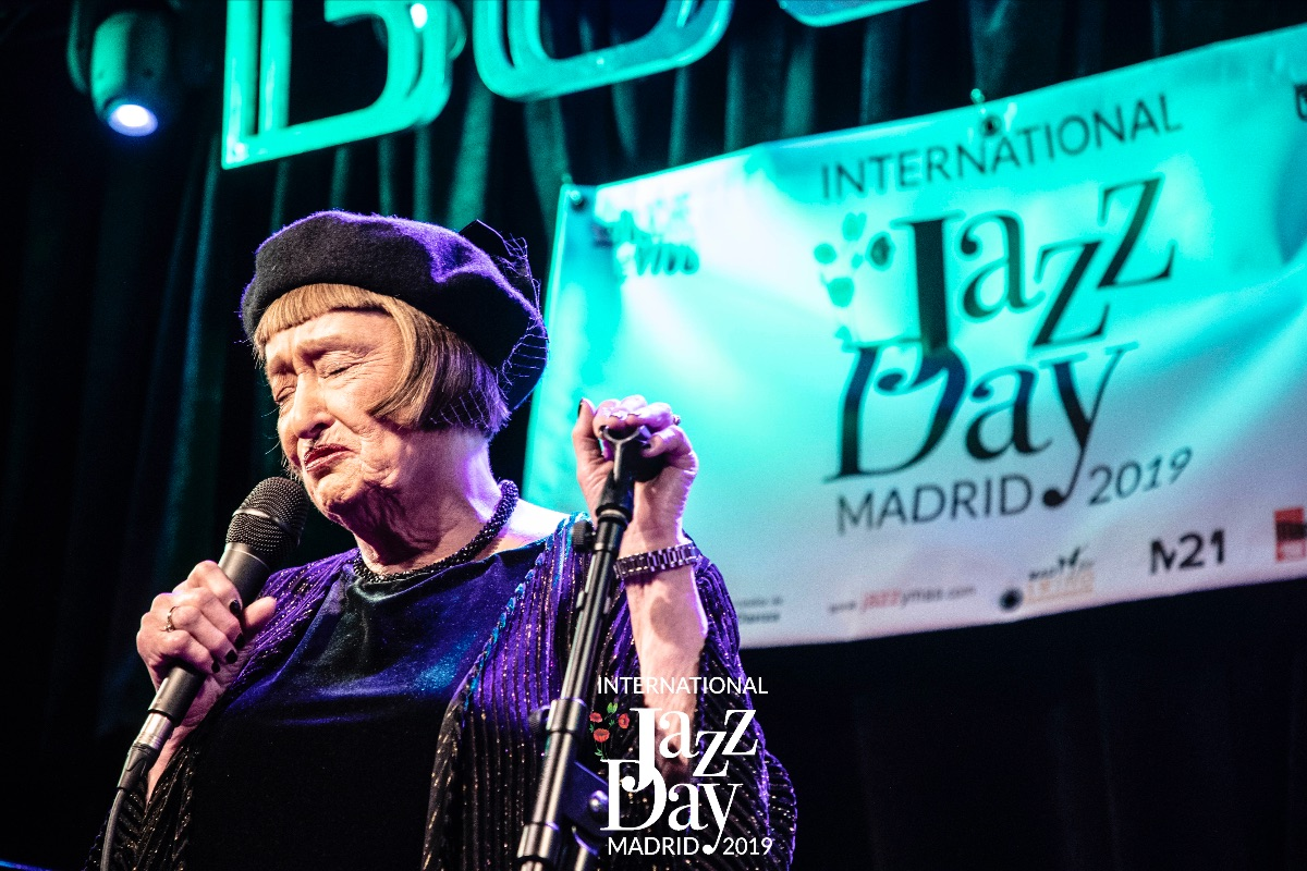 Madrid bailó al ritmo de swing con International Jazz Day Madrid 2019