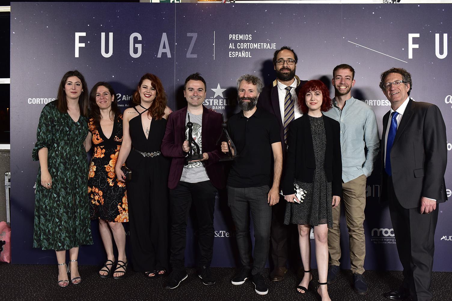 Los Premios Fugaz 2019 conceden sus premios