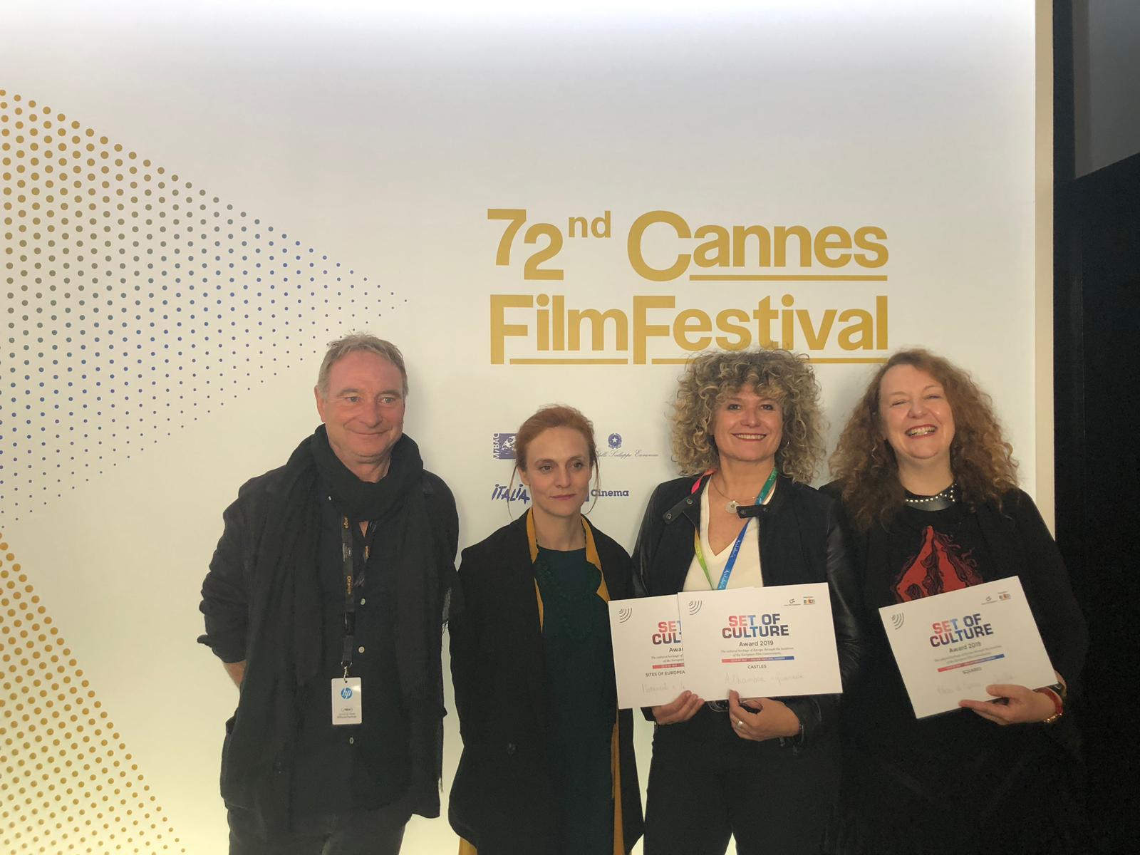 Andalucía Film Commission sigue sumando logros