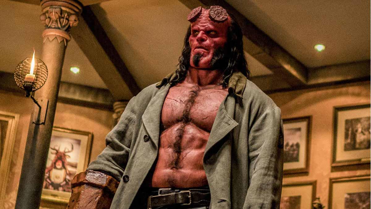 Estrenos: Hellboy vuelve a las carteleras con nuevas aventuras para el deleite de sus seguidores