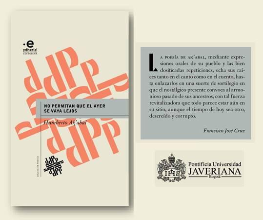 Publicada una antología póstuma del poeta maya Humberto Ak'abal