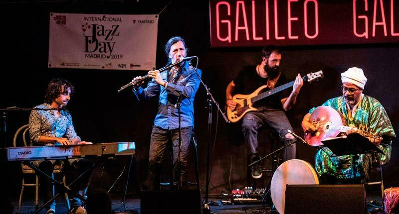 Madrid bailó al ritmo de swing con International Jazz Day Madrid ...