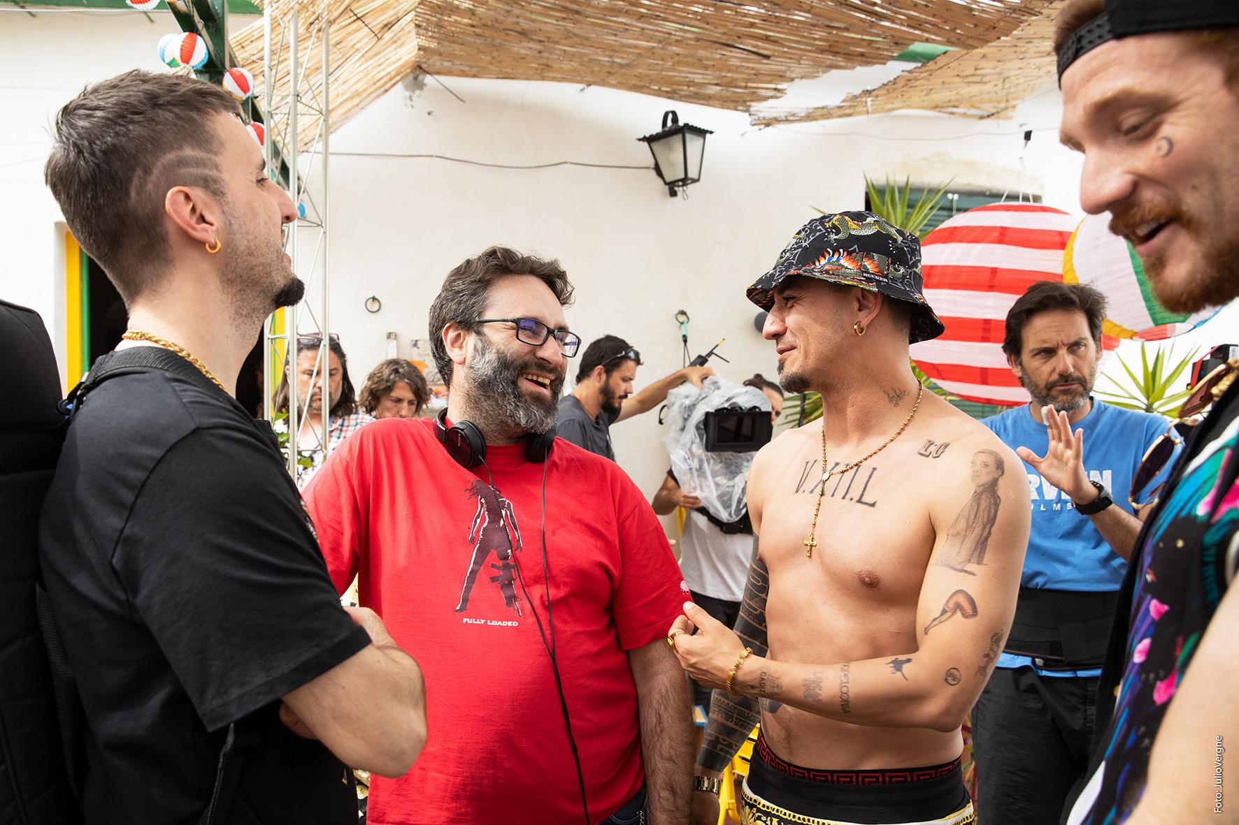 Operación Camarón, de Carlos Therón, finaliza su rodaje