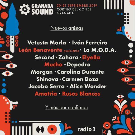 León Benavente presenta su nuevo álbum en el Granada Sound